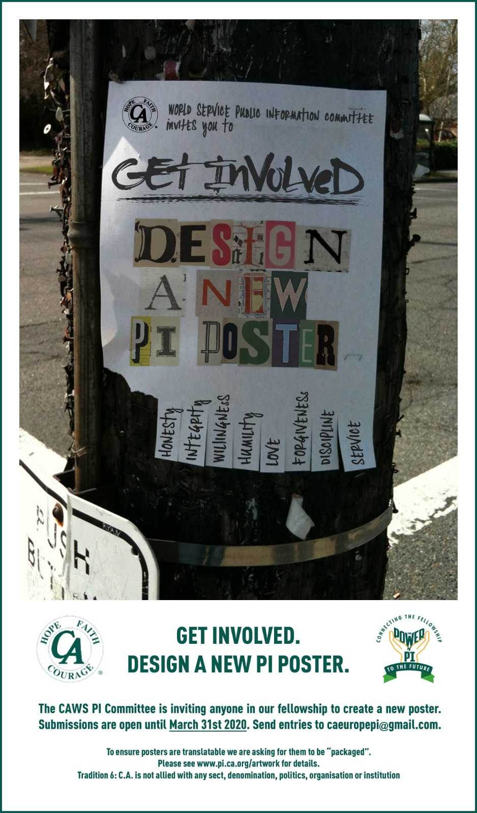 Design a New Poster